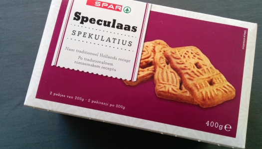 Spar Spekulatius Kekse