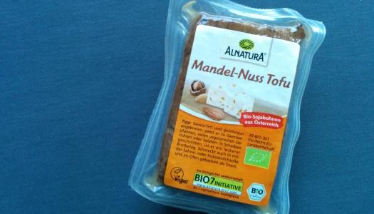 Alnatura Mandel-Nuss Tofu