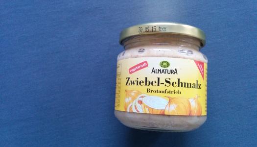 Alnatura Zwiebel-Schmalz