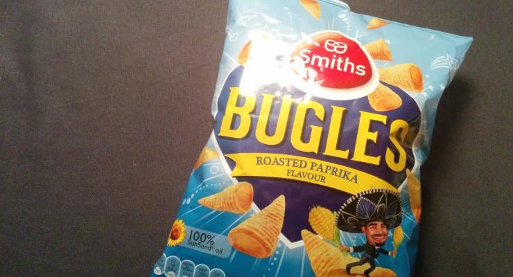 Bugles Roasted Paprika