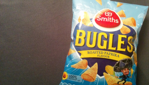 Bugles Roasted Paprika