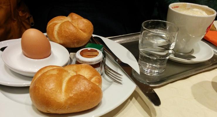 Kleines Wiener Frühstück