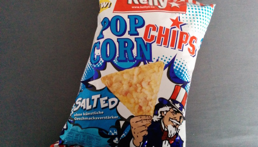 Kelly's Popcorn Chips