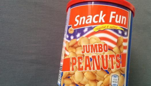Snack Fun Jumbo Peanuts