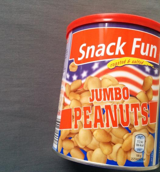 Snack Fun Peanuts