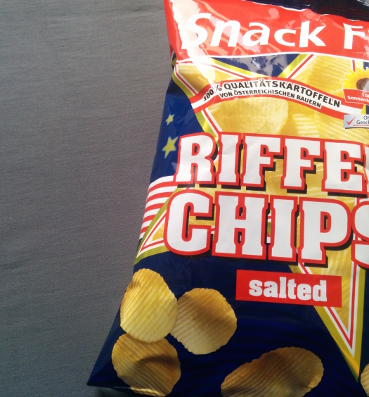 Snack Fun Riffel Chips