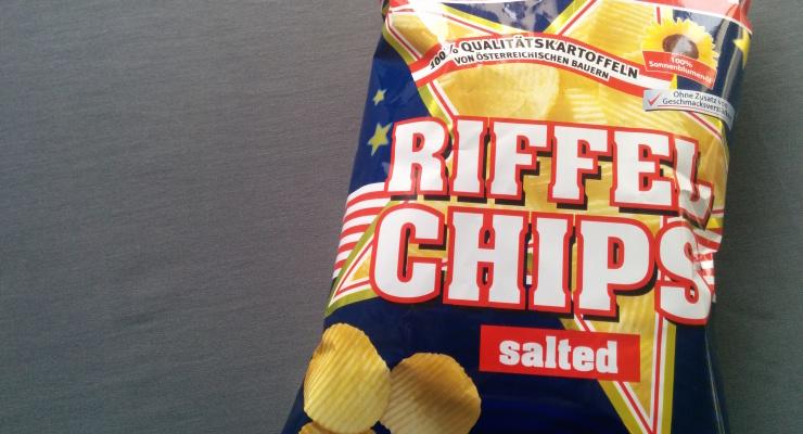 Snack Fun Riffel Chips