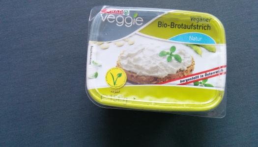 Spar Veggie Brotaufstrich Natur