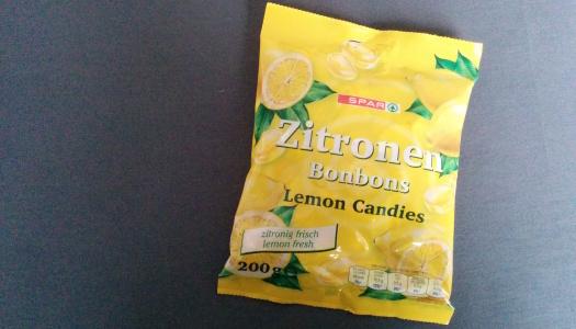 Spar Zitronen Bonbons