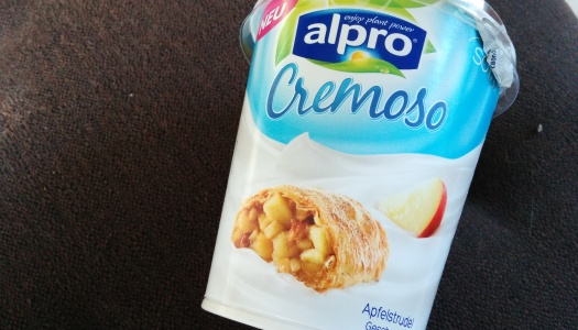 Alpro Cremoso Apfelstudel