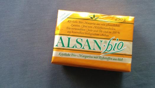 Alsan Bio Butter