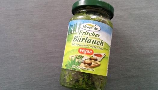 Bio Verde Bärlauch Pesto