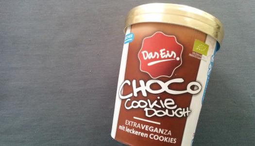 Das Eis Choco Cookie Dough