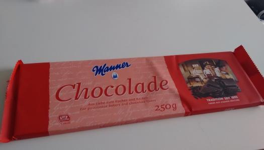 Manner Chocolade