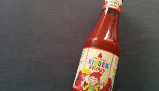 Zwergenwiese Kinder Ketchup