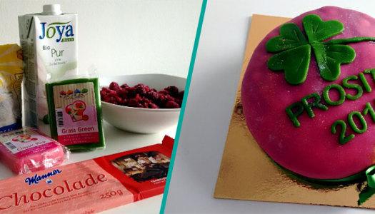 Vegane Torte selbst gemacht