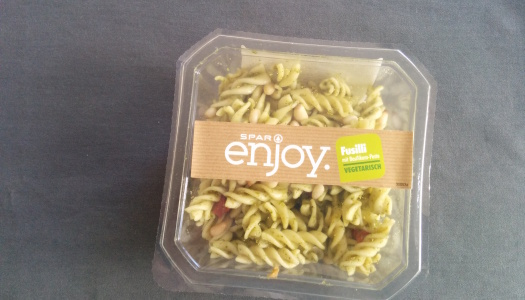 Spar Enjoy Fusilli mit Pesto