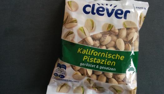 Clever Pistazien