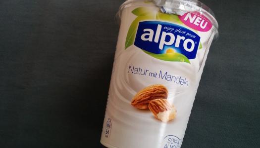 Alpro Natur mit Mandeln