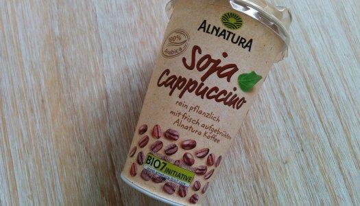 Alnatura Soja Cappuccino