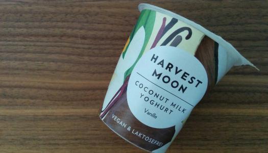 Harvest Moon Kokosjoghurt mit Vanille