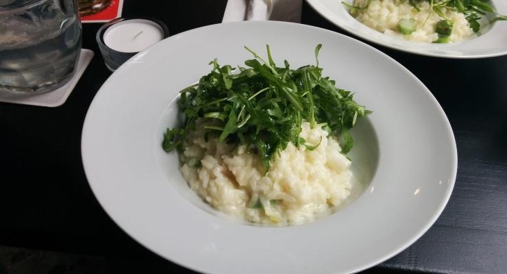 Risotto (vegan)