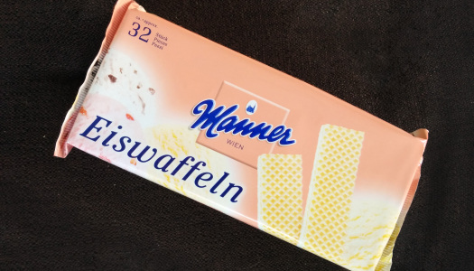 Manner Eiswaffeln